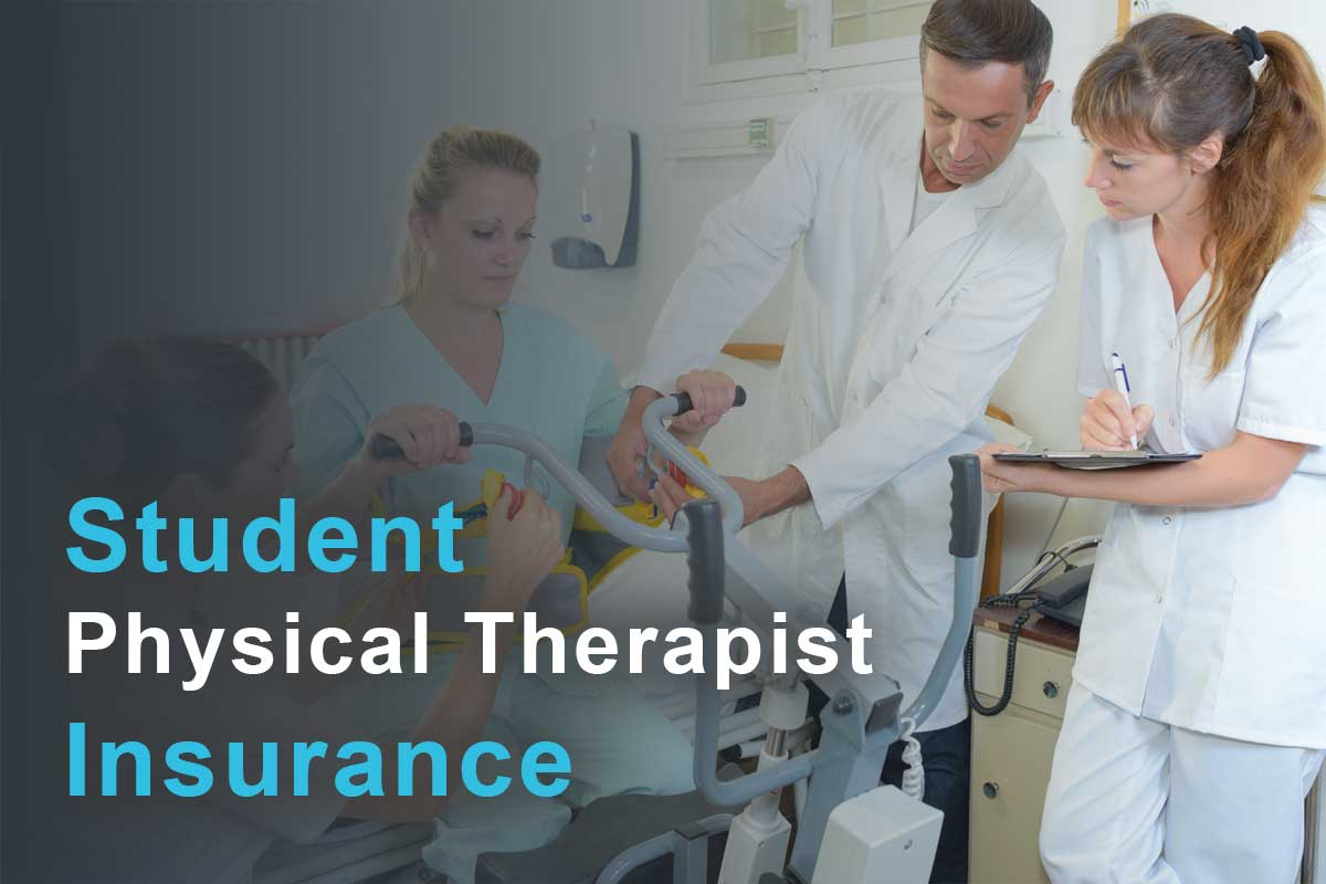 Student physical therapist insurance